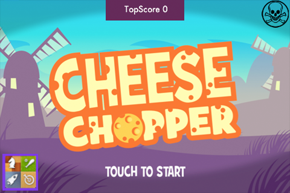 Screenshot Cheese Chopper